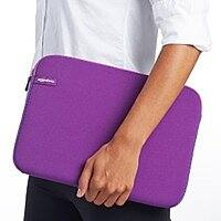 Prime Members: (Back Again) AmazonBasics 13.3-Inch Laptop Sleeve - Purple $  2.40 - Add-on