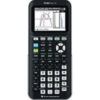 Texas Instruments TI-84 Plus CE Color Screen Graphing Calculator  +$10 filler = $60 at Staples + Free Shipping