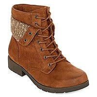 JCPenney - Women's & Girls' Boots: Buy 1 Get 2 Free + Free S/H on $99+ $33