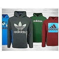 Adidas Men's Hoodies (6 Choices) $21.99 + ship online deal