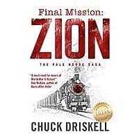 Final Mission: Zion - A World War 2 Thriller [Kindle Edition] FREE Image