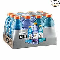 12-Pack 20-Oz Gatorade Frost Thirst Quencher (Variety Pack) $6.70 w/ S&S + Free S&H
