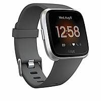 Fitbit Versa Lite Smartwatch Activity Tracker with Fitbit Premium - 89.99 ($69.99 for new customers)