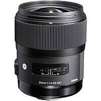 Sigma 35mm f/1.4 DG HSM Art Lens for Canon EF $749 + Free S/H