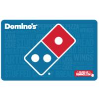 $25 Domino's Pizza Gift Card for $20 - Email Delivery