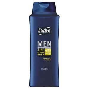 28oz Suave 3 in 1 Shampoo Conditioner Body Wash Citrus Rush, 2 for $2 & More + Free Store Pickup Walgreens