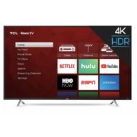 TCL 55S425 55 inch 4K Smart LED Roku TV (2019) - Target Pick-up Only $238