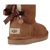 UGG Kid's Bailey Bow II Sheepskin Boots $99.95