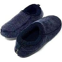 Men's Non-Slip Sherpa Slippers Indoor & Outdoor (Various colors & Sizes) for $8.54 + Free Shipping