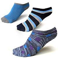 18 Pairs of Women's No-Show Socks $10