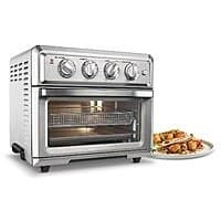 "Kohl""s Cardholders: Cuisinart TOA-60 Cuisinart Convection Toaster Oven Air Fryer @ Kohls for $132.99"