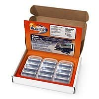 Gillette Fusion Manual Men's Razor Blade Refills, 12 Count - $  21.32 @ Amazon.con