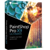 PaintShop Pro X9 Ultimate - $14.99 + FastFlick Instant Slideshow Maker & Winter Wonderland Creative Pack for free