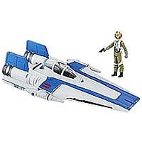 Star Wars Last Jedi Vehicles / Ships / Fighters (action figure scale) on sale $  13 and up.  $  13.19