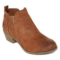 Buy 1 pair of boots get 2 free at jcpenney
