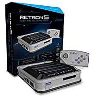 Hyperkin RetroN 5 Retro Video Gaming System - Gray + $  143.98 + FS
