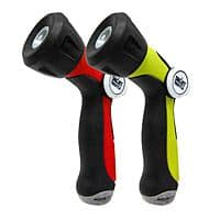 2-Pack of Aqua Joe One-Touch Adjustable Hose Nozzles $5 + Free Shipping