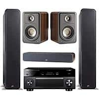 Polk Signature w/ Yamaha RX-V2085 9.2Ch Receiver: S55 + S15 + S35 $1450, S60 + S20 + S35 $1600 or +$150 each w/ HTS 10 Sub + free s/h