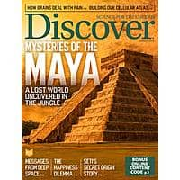 Discover Magazine for $6.99/yr