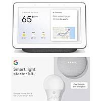 Buy a Google Nest Hub, get a FREE Smart Light Kit $79
