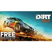 Dirt Rally (PC Digital Download) Free via Newsletter Signup Image