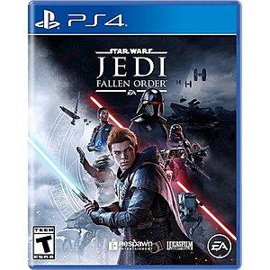Star Wars: Squadrons - PlayStation 4/5   XB1 $17@BestBuy Fallen Order $15