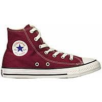 Converse Kids' Chuck Taylor All Star 2018 Seasonal High Top Sneaker [Little Kid (4-8 Years)], Marron/Red only, F/S $12