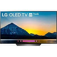 LG B8PUA 55 inch OLED TV OLED55B8PUA $1175