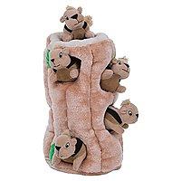 Outward Hound Hide A Squirrel Plush Dog Toy Puzzle XL $9.29 AC