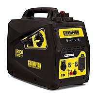Champion Power Equipment 2,000-Watt Gasoline Portable Inverter Generator - Home Depot - $299.00 + tax