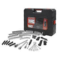 Sears: Up to Extra 15% off Select Categories - Craftsman 230-pc. Mechanic's Tool Set $98.99