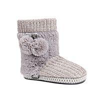 Muk Luks Women's Amira Boot Slippers & Muk Luks Women's Coralee Boot Slippers $9.96 at Macys. Free Ship to store/Store Pick Up.