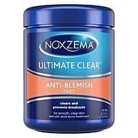 4-Jars of Noxzema Ultimate Clear Anti Blemish Pads 90 ct + $5 Target Gift Card $9.60 with Store Pickup. REDcard additional 5% off