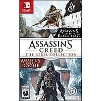 Assassin's Creed: The Rebel Collection - Nintendo Switch - $19.99 @ Amazon + FSSS