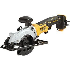 ATOMIC 20-Volt MAX Cordless Brushless 4-1/2 in. Circular Saw (Tool-Only)- DCS571 - $99