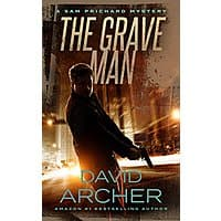 The Grave Man - A Sam Prichard Mystery (Kindle Edition) - FREE Image