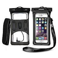 Floatable Waterproof Case Dry Bag Cellphone Pouch With Armband and Audio Jack $  3.99 @ Amazon
