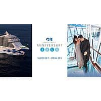 Princess Cruises - Anniversary Sale Book by Feb 28 and Amex Offer Available (ymmv)