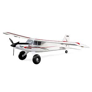 E-flite RC Airplane UMX Turbo Timber BNF Basic $109.99