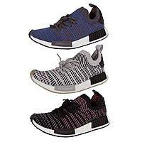 Adidas Originals Mens NMD R1 Primeknit Sneaker Shoes eBay Green Monday Deal 62% off $63.99