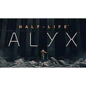 Half-Life: Alyx (PC VR Digital Download) $36