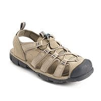 Kohl's Cardholders: Croft & Barrow® Men's Bungee Fisherman Sandals $  14 + Free Shipping