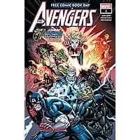 Free Comic Book Day 2019 (Avengers/Savage Avengers) #1 (FREE) Image