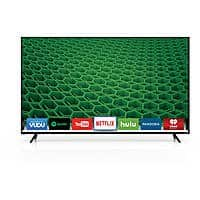 "Refurbished VIZIO D50u-D1 50"" Class 4K Ultra HD 2160p 120Hz LED Smart HDTV (4K x 2K)     $  319  @ wallmart"