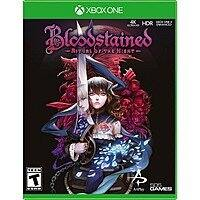 Bloodstained: Ritual of the Night Xbox One or PS4, 25% off Target in-store pickup $24.75