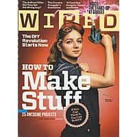 1-Year Magazine Subscriptions: Wired, Men's Health, Women's Health, Golf Digest 3 for $12 & More