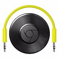 Google Chromecast Audio $15 + Free S&H on $35
