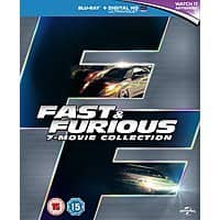 Region Free Blu-rays: Fast & Furious 1-7 $  22.90, Transformers 1-4 $  14.58, Deadwood: The Complete Collection $  16.67, Nikita: The Complete Series $  24.58 & More