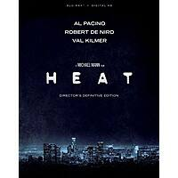 Heat: Remastered Director's Definitive Edition (Blu-ray + Digital HD) $  6.99 + Free Store Pickup