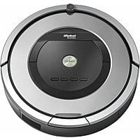 iRobot Roomba 860 Self-Charging Robot Vacuum Cleaner (Silver) $  349.99 + Free Shipping